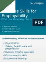 BSE Business Skills v2.0