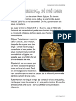 Tutankamon i Cleòpatra