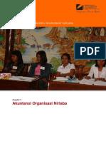 Akuntansi-Organisasi-Nirlaba