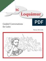 Nunc Loquamur