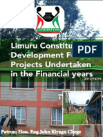 Projects coverage 2015