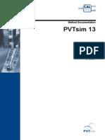 PVTsim Tutorial Calsep