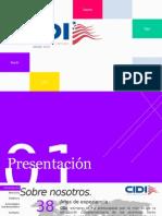 Presentación Centro Internacional Idiomas