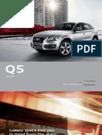 Audi Q5 2012 Misc Documents-Brochure