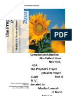 Muslim Prayer Guide Part III and IV