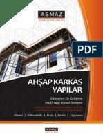 Ahsap Karkas Yapılar Katalog 2013