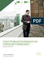 Cisco Preferred Architecture