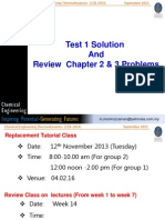 Solution of Test 1 Sep13