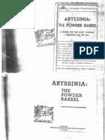 Abyssinia-The Powder Barrel
