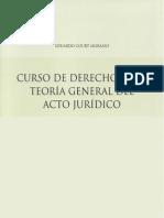 Court Murasso, Eduardo.  Curso de derecho civil