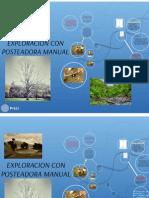 Posteadora Manual