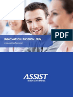 ASSIST Software - Software Development & Outsourcing Company Romania, Eastern Europe