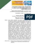 Lean Officex, Logistics e Health Um Estudo