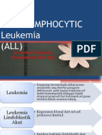 Acute Lymphocitic Leukemia