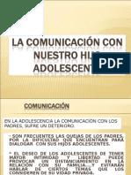 Comunica Padre Adolescente
