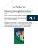 Dos and Don'Ts of WLAN and DAS