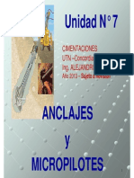 Anclajesymicropilotes 1- 2014