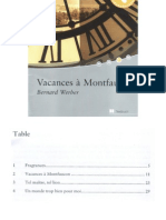 12 Vacances à Montfaucon