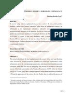 Regularização Fundiaria e o Direito a Moradia Em Fortaleza
