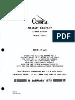 Parts Catalog 172