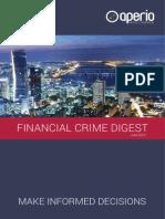 Aperio Financial Crime Digest June 2015