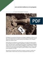 Los Dinosaurios Más Australes Habitaron en La Patagonia Chilena