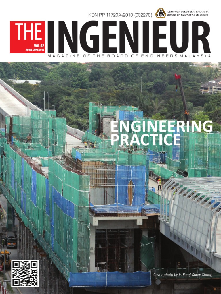 Ingenieur Vol 62 April June 2015 Bike Tool 15 In 1 With Chain Cutter United Hijau Competitiveness Association Of Southeast Asian Nations
