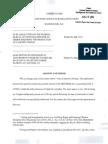 FISA Court order reviving bulk metadata collection