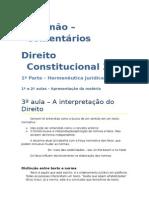 Resumão Constitucional 3