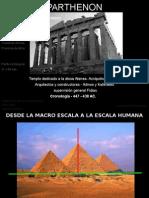 Presentacion Parthenon