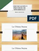 Comunicación y Procesos de Desarrollo