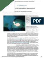 China sopesa una zona de defensa aérea sobre sus islas artificiales _ Internacional _ EL PAÍS