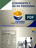 Elg Asesores - Reclutamiento y Selección de Personal
