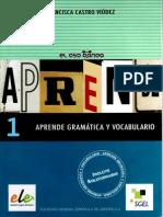 JPR504 - Aprende Gramatica y Vocabulario A1 - 2004