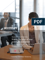 260Accenture HR BPO Making the Most of Your Workforce Investment Brochure