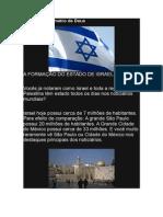 Israel o Termômetro de Deus