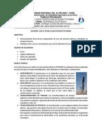 Informe Visita Tecnica Sub Estacion Totorani
