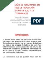 233516237 Identificacion de Terminales en Motores de Induccion Trifasicos de 6 9 y 12 Terminales