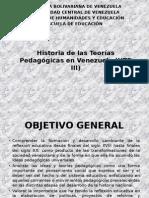 Unidad I Ideas Pedagogicas en La Venezuela Colonial