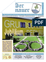 Der Bernauer - Juli 2015