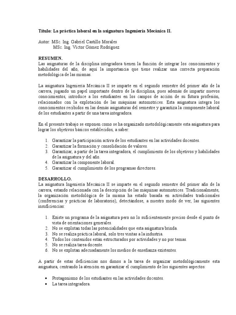 Excelente Carrera Carrera Resume Ingeniero Ideas - Ejemplo De ...