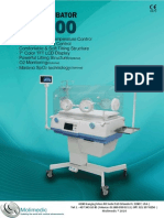 Incubator Bt 500