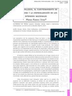 Mario Ramos v. - Estados Fallidos, El Cuestionamiento de La Soberanía