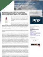 Ayuda Técnica a Instaladores o Usuarios de Aire Acondicionado y Equipos de Biomasa