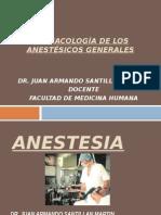 Farmacologia - Anestesicos Generales