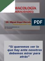 Farmacologia - Generalidades