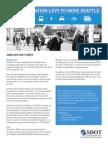 Transportation Levy Fact Sheet