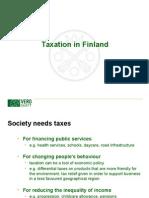 Taxation in Finland 2015