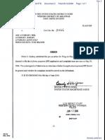 Lindsay v. Attebury et al - Document No. 2
