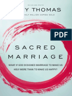 Sacred Marriage Sample